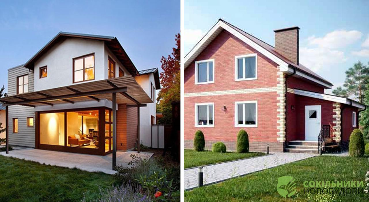 Чим відрізняється котедж від приватного будинку